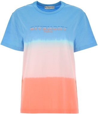Givenchy Faded Effect T-Shirt