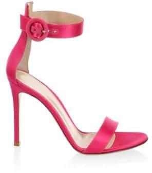 Gianvito Rossi Portofino Ankle-Strap Sandals