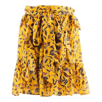 Ulla Johnson Yellow Silk Skirts