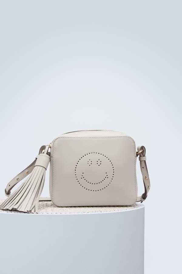 Anya Hindmarch Smiley Circus shoulder bag