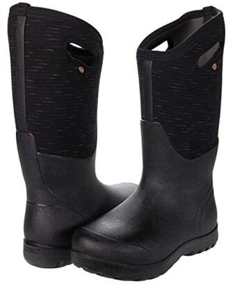 Bogs Neo-Classic Tall Melange (Black Multi) Women's Boots