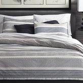 Crate & Barrel Medina Duvet Covers and Pillow Shams