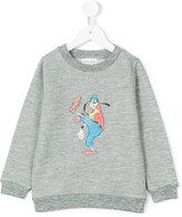 Simple Goofy print sweatshirt