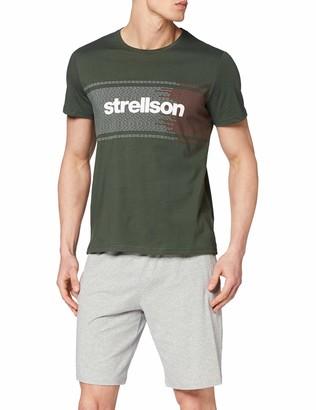 Strellson Bodywear Men's 1/2 Pyjama Set