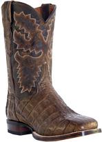 "Dan Post Men's Boots 11"" Apache Flank Caiman DP2807"