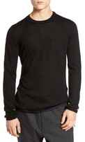 Antony Morato Men's Crewneck Wool Blend Sweater