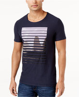 HUGO BOSS Orange Men's Graphic Print T-Shirt