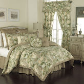 Waverly Garden Glory 4-pc. Reversible Comforter Set