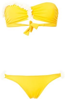 La Reveche Dasha Bandeau Bikini set