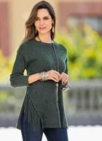Together Tassel Sweater