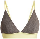 SKIN Joslyn soft-cup triangle bra