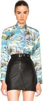 Saint Laurent Hawaiian Shirt