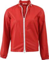 Jil Sander Alfa Leather Bomber Jacket