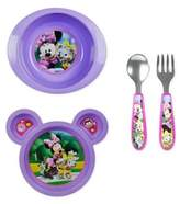 Disney The First Years by Tomy Minnie Mouse Clubhouse Tableware