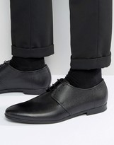 HUGO BOSS BOSS By Paris Leather Pebble Derby Shoes