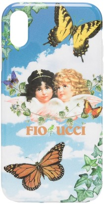 Fiorucci angels iPhone XR case