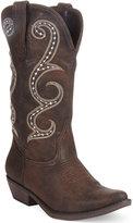American Rag Dawnn Western Boots, Only at Macy's