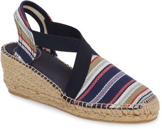 Toni Pons 'Tarbes' Espadrille Wedge Sandal