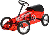 Kartell Children's Discovolante Toy Car - Red