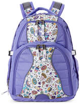 High Sierra Lavender & Sweet Swerve Laptop Backpack
