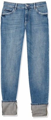 DL1961 Women's Riley Straight-Boyfriend Fit Jeans