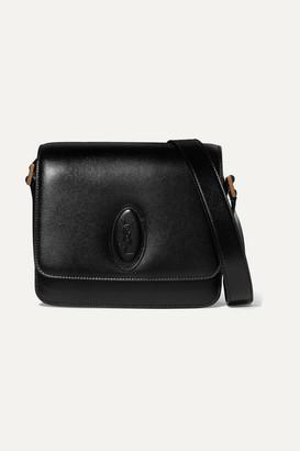 Saint Laurent Le 61 Leather Shoulder Bag - Black