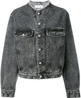 IRO denim jacket - women - Cotton - 34