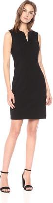 Elie Tahari Women's Double Knit NATANYA Dress