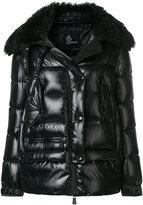 Moncler short padded coat