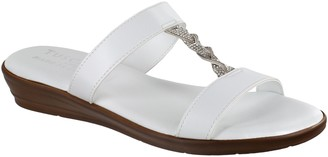 Easy Street Shoes Tuscany by Slide Sandals - Anna