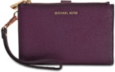 MICHAEL Michael Kors Double zip Wristlet iPhone 7 plus