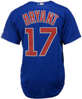 Majestic Men's Kris Bryant Chicago Cubs Replica Jersey