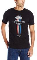 Wrangler Men's Western Logo Short Sleeve Tee Shirt