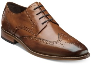Florsheim Men's Marino Wingtip Oxfords, Created for Macy's Men's Shoes