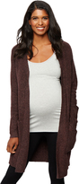 A Pea in the Pod Open Front Maternity Sweater
