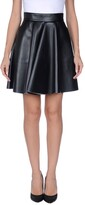 MSGM Knee length skirts - Item 35333225