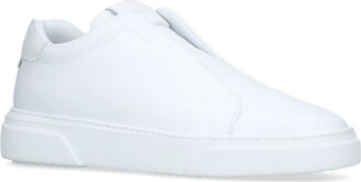 Harry's of London Leather Tube Sneakers