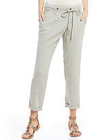 Jessica Simpson Avenia Woven Tapered Pants