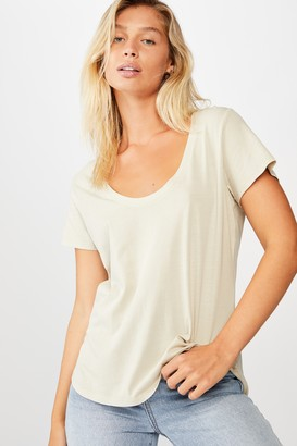 Cotton On The One Scoop Tee