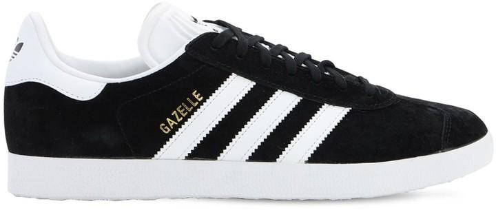womens black gazelle adidas