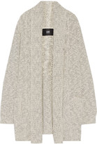 Line Vaughn cotton and linen-blend cardigan