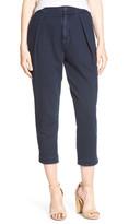 AG Jeans Rhom Crop Pleated Pant