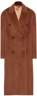 Acne Studios Alpaca and wool coat