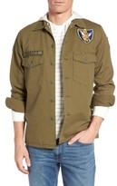 Schott NYC Men's Flying Tenth Fatigue Shirt