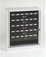 Bisley Premium Multimedia 5-Drawer Tambour Cabinet