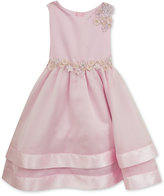 Rare Editions Tiered Skirt Party Dress, Little Girls (4-6X)