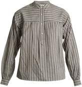 Etoile Isabel Marant Only Vintage striped cotton shirt