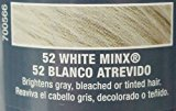 Roux Fanci-Full Temporary Hair Color Mousse - #52 - White Mink 6 oz. (Pack of 6)