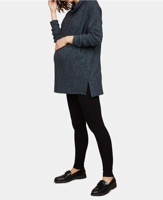 Motherhood Maternity Fleece Leggings