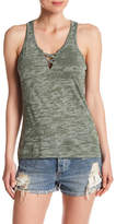 Alternative Burnout Tie Up Tank